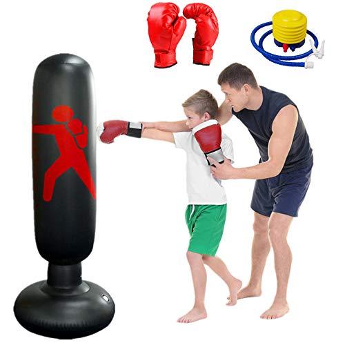ZYW Boxsack Kinder Erwachsene,...