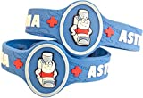 Allermates Asthma Wristbands 'Puffer'