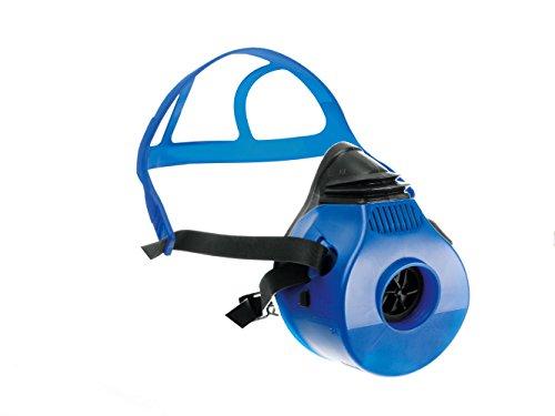 Dräger X-plore 4740 Halbmaske aus Silikon | Gr. M/L | Mehrweg Atemschutz-Maske für den Einsatz mit wechselbaren Rd40 Gewinde-Filtern