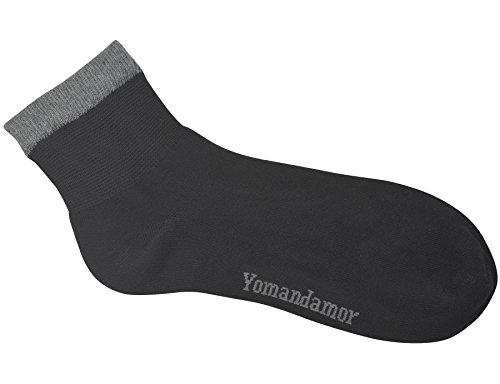 buy  Yomandamor Men's Bamboo Diabetic Ankle Socks ... Diabetes Care