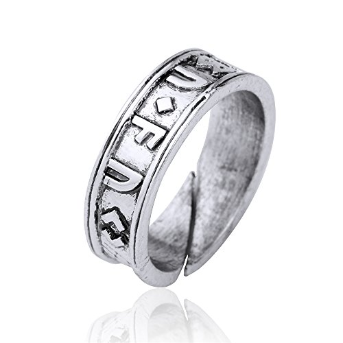 Fishhook Wicca Norse Viking 24 Amulet Runes
