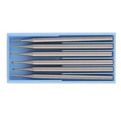 Conjunto de faca de escultura, faca de escultura de 2,35 mm faca de escultura de aço, metal para a indústria(Thin set)