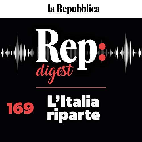 L'Italia riparte copertina