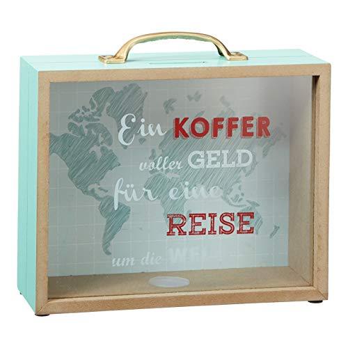 Spardose Urlaubskasse Strandtasche Urlaub Kasse Sparschwein Reise Reisekasse