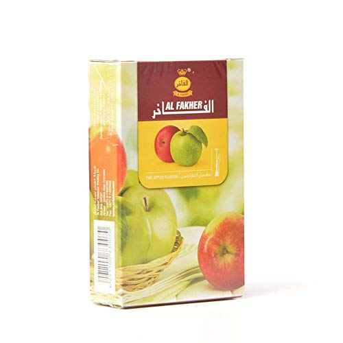 NV Hydro Herbal 50g, Shisha Tabak Shisha Tabakfreie Erdbeere Apfel, Erdbeere, Cola, Zitrone, Minze, Wassermelone, Traube (Apple Flavor,10 Pack)