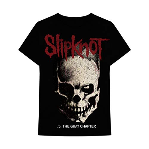 Bravado Slipknot Skull & Tribal Black T-Shirt
