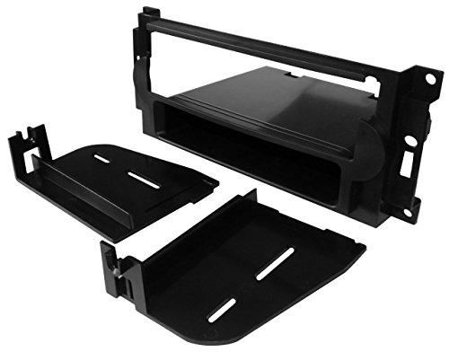 Aerzetix adapter voor autoradio, inbouwframe, 1 DIN, voor auto