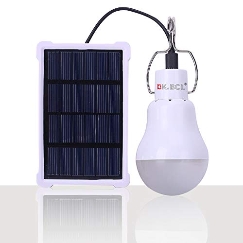 Best Indoor Solar Lights KK.BOL
