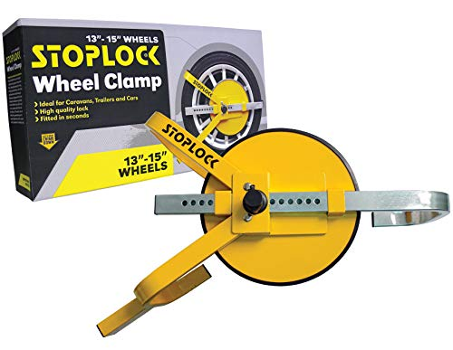 Secure Anti-Theft Deterrent for Cars Caravans Trailers