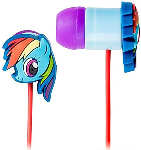 My Little Pony in-Ear Earbud Headphones: Rainbow Dash