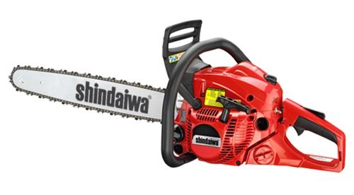 Lowest Price! Shindaiwa 491S - 18 Chain Saw 18 Bar Professional Rear Handle 50.2cc Engine