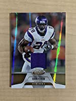Adrian Peterson Minnesota Vikings Patch 08/25 2011 Certified Card #82
