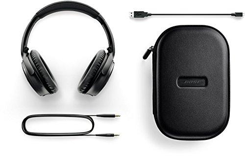 BoseQuietComfort35wirelessheadphonesIIワイヤレスノイズキャンセリングヘッドホンAmazonAlexa搭載ブラック