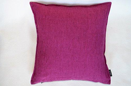 Proflax Kissen Sven | 486 Purple - 40 x 40 cm