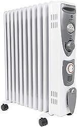 Prem-I-Air 2.5kw eh1364 oil filled radiator cold damp mould winter