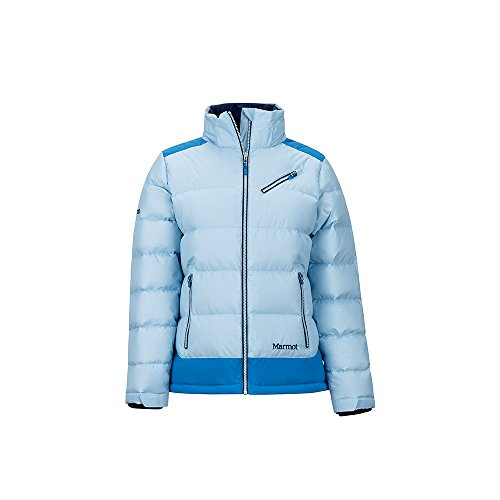 Marmot Damen Wm's Sling Shot Jacket 76200-4809-4, Iceberg/Lakeside, M, 76200-4809-4