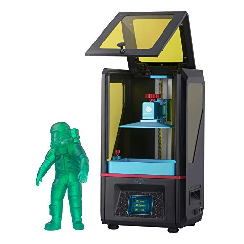 ANYCUBIC 3D Printer Photon,UV LCD Printer 2K High-Resolution UI Interface, Smart Off-line Print, Print Size 115x65x155mm