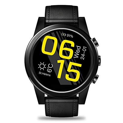 Rejoicing Relojes Inteligentes con Pantalla de Cristal de 1.6 Pulgadas Thor 4 Pro 4G, GPS/GLONASS, Quad Core, 16 GB 600 mAh, híbridos, Reloj Inteligente para Hombre para Zeblaze Thor 4 Pro