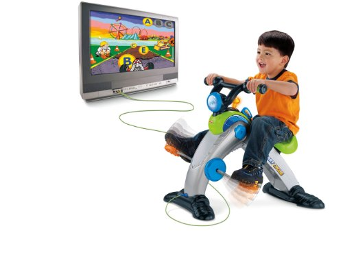 fisher price smart cycle racer - 1