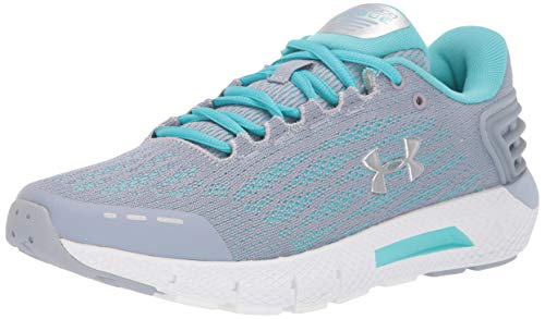 Under Armour Women's Charged Rogue Running Shoe, Blue Heights (400)/Breathtaking Blue, 8.5