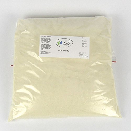 Sala Gummar HT Ballaststoff Gummi Arabicum konv. 1000 g 1 kg