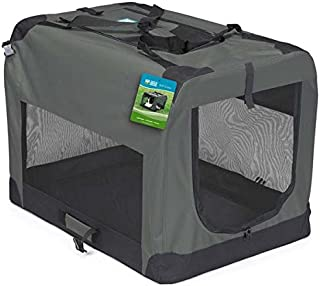 Guardian Gear Nylon/Steel Soft-Sided Collapsible Dog Crate