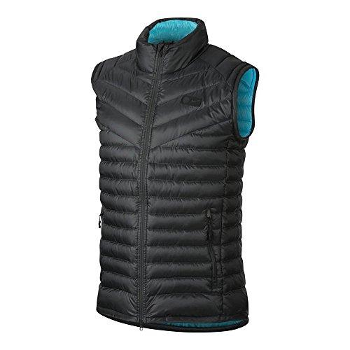 Nike 2017-2018 Chelsea Authentic Down Vest (antraciet)