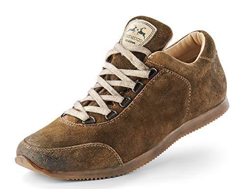 MADDOX Herren Trachten Schuhe Sneaker Loffeld - Urig Antik Gr. 42