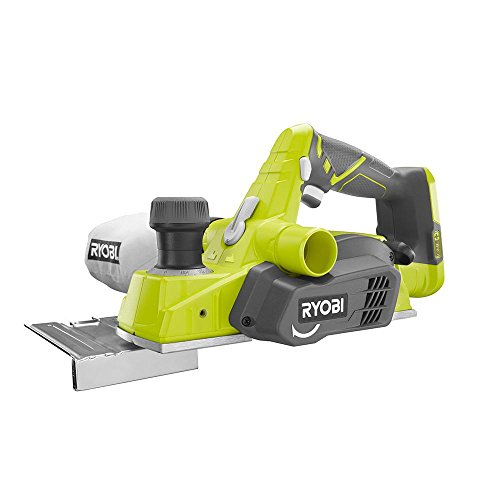 Ryobi 18-Volt ONE+ Cordless 3-1/4 in. Planer P611 (Tool...