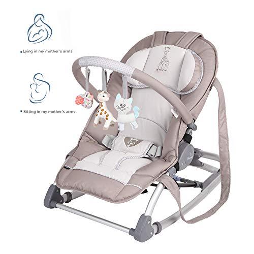 Schommeling Van De Baby Stoel, Het Vouwen Pasgeboren Wieg Elektrische Swing Hoek Verstelbaar Voor Familie En Outdoor Reizen