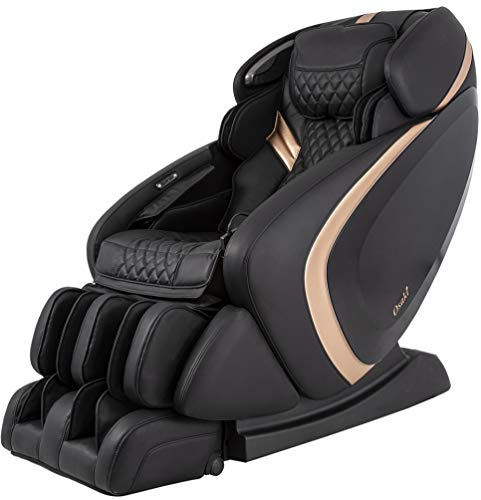 Buy Discount Osaki OS-Pro Admiral 3D Massage Chair Full Body Massage 16 Auto Massage Programs (Black...