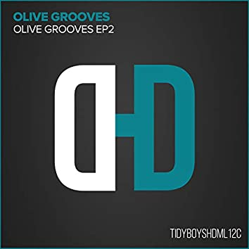 Olive Grooves EP 2