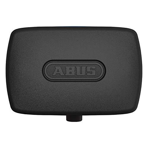 ABUS Alarmbox - Mobile Alarmanlage zur Sicherung von Fahrrädern, Kinderwagen, E-Scootern - 100 dB lauter Alarm - Schwarz