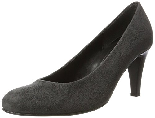 Gabor Shoes Damen Basic Pumps, Grau (39 Anthrazit), 35 EU