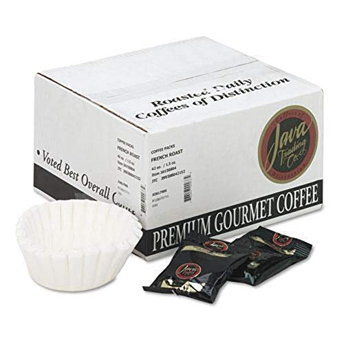 Java 308042 Coffee Portion Packs 1-1/2oz Packs Franz-sisch Roast