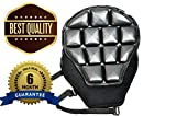 AirSeat.in Air Cushion Seat for Motorcycle (Black)