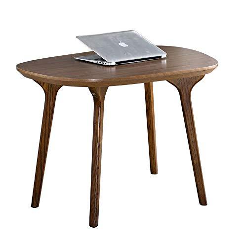 Jcnfa-bijzettafel Creatieve Laptop Side Table, Home Writing Bureau, Office Bureau, Afneembare Tafelpoten, Afgeronde Hoeken