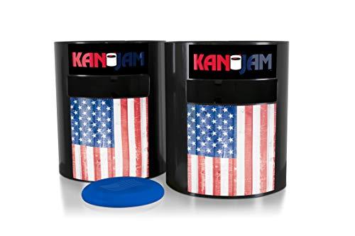 Kan Jam Original Disc Throwing Game- Flag Edition