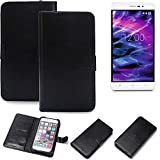 K-S-Trade 360° Wallet Case for Medion Life S5504 cover