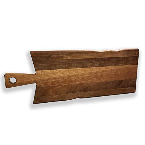 Tabla de cortar profesional de madera grande para cocina –