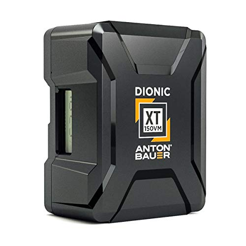 Anton Bauer Dionic XT150 156Wh V-Mount Lithium-Ion Battery