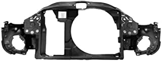 CarPartsDepot, Side Radiator Support Core Panel Assembly New Model Replacement, 417-34467 MC1225101 51647200799 34467