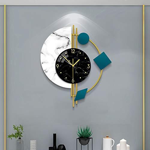 YIJIDECOR Large Wall Clocks for Liv…