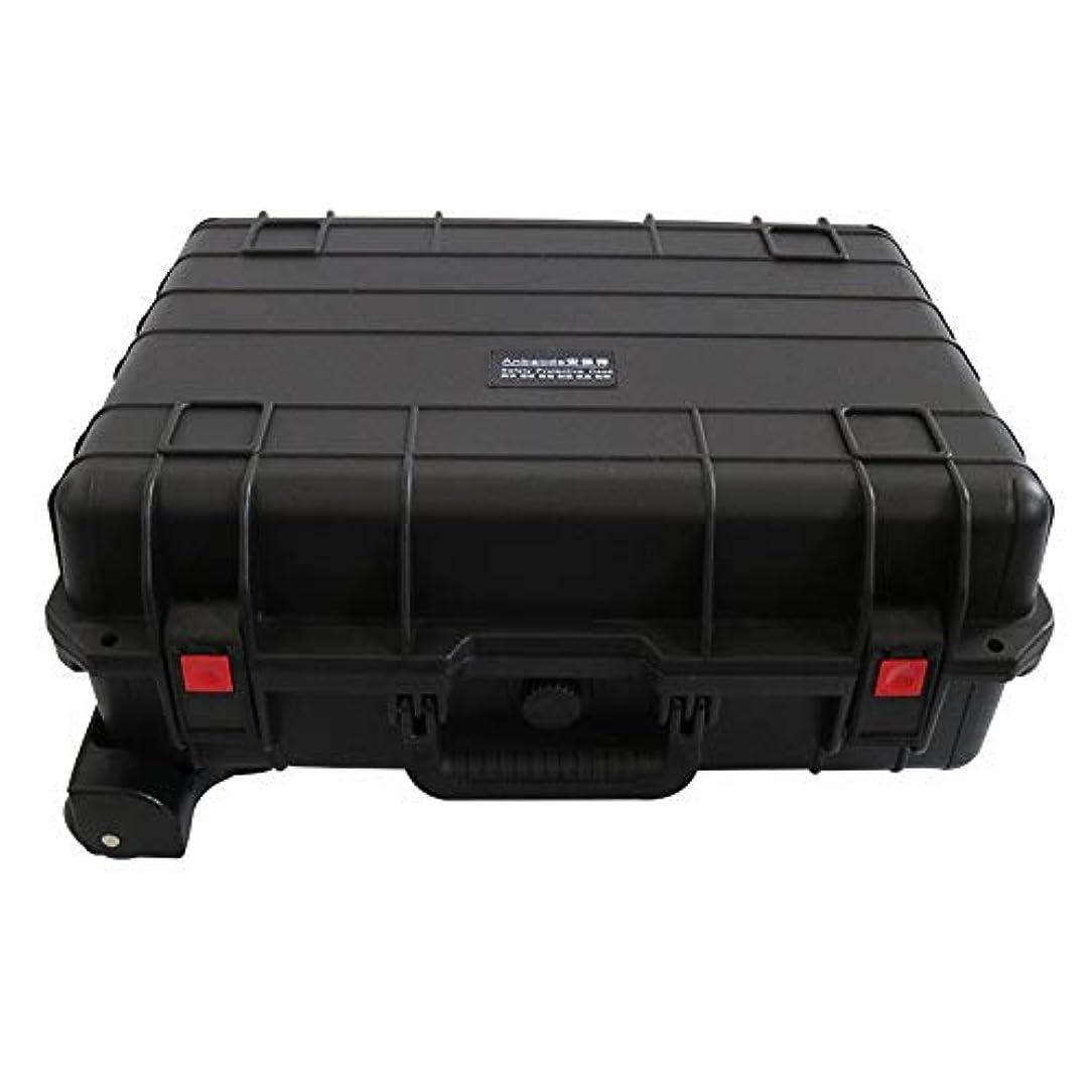 フィットネス負デコレーションGYZ ツールボックス、ハイエンドツール、機器、機器、防水、ツールボックス、トロリーケース plastic