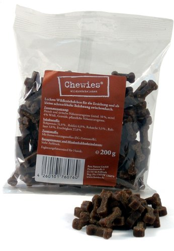 Chewies Knöchelchen - Wild - 200 g