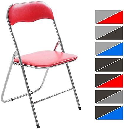 Amazon.es: sillas rojas - Sillas / Salón: Hogar y cocina