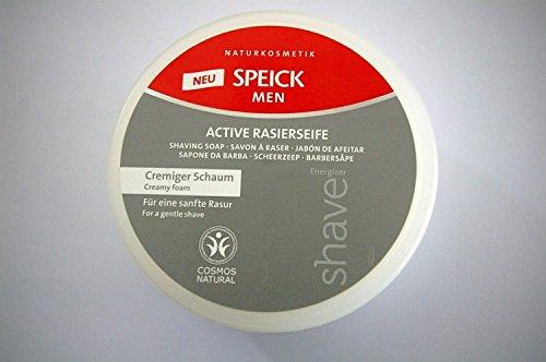 Speick Men Active Rasierseife Doppelpack 2x150 g