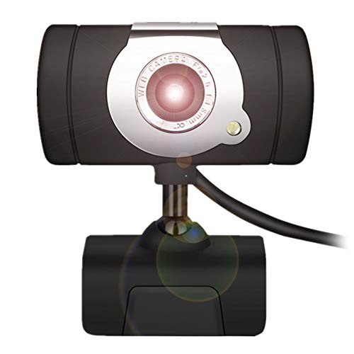 Desktop Laptop USB Plug & Play 1080P Web Camera, met microfoon 360 ° voor YouTube, Gaming Twitch, PC/Mac HD 480P handmatige scherpstelling Web Camera