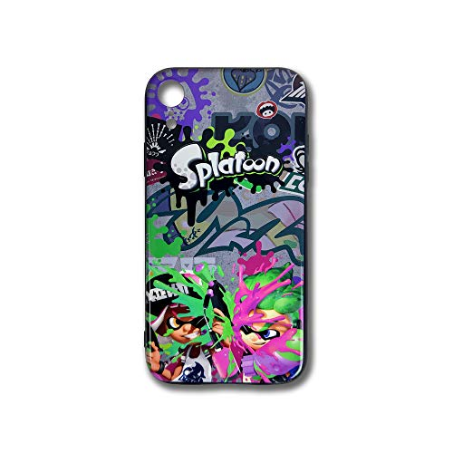 LEWJ Splatoon Phone Case Compatible with iPhone XR