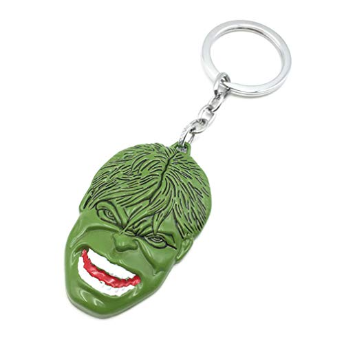 Figure Hulk masker sleutelhanger sleutelhanger hanger